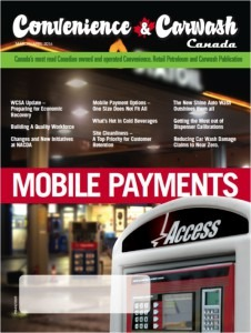 Cover of Convenience & Carwash Magazine